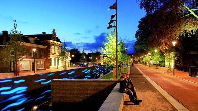 Hoogeveen-City-Centre-urban-lighting-1